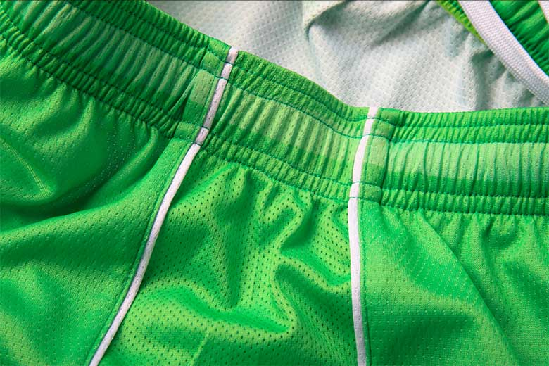 sublimated basketball jerseys Fabric