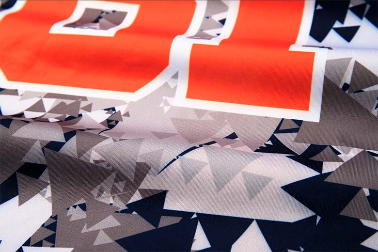 sublimated rugby jersey Fabric