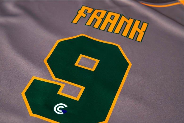 Sublimated softball jerseys Printing