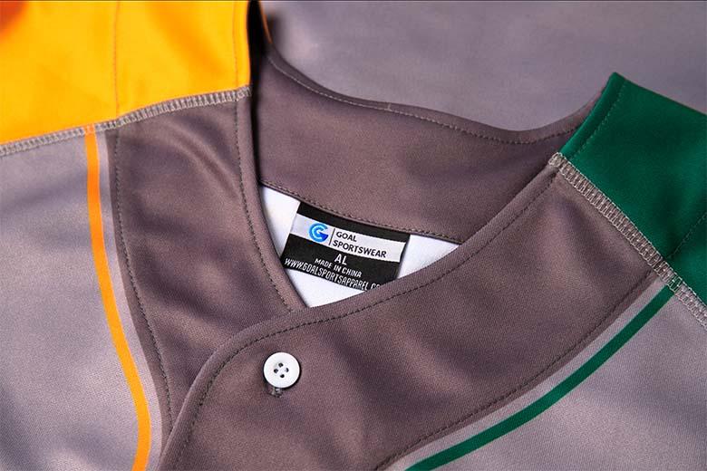 Sublimated softball jerseys Tags