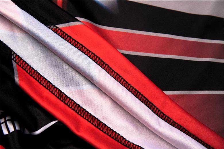 sublimated dart shirts Stitching