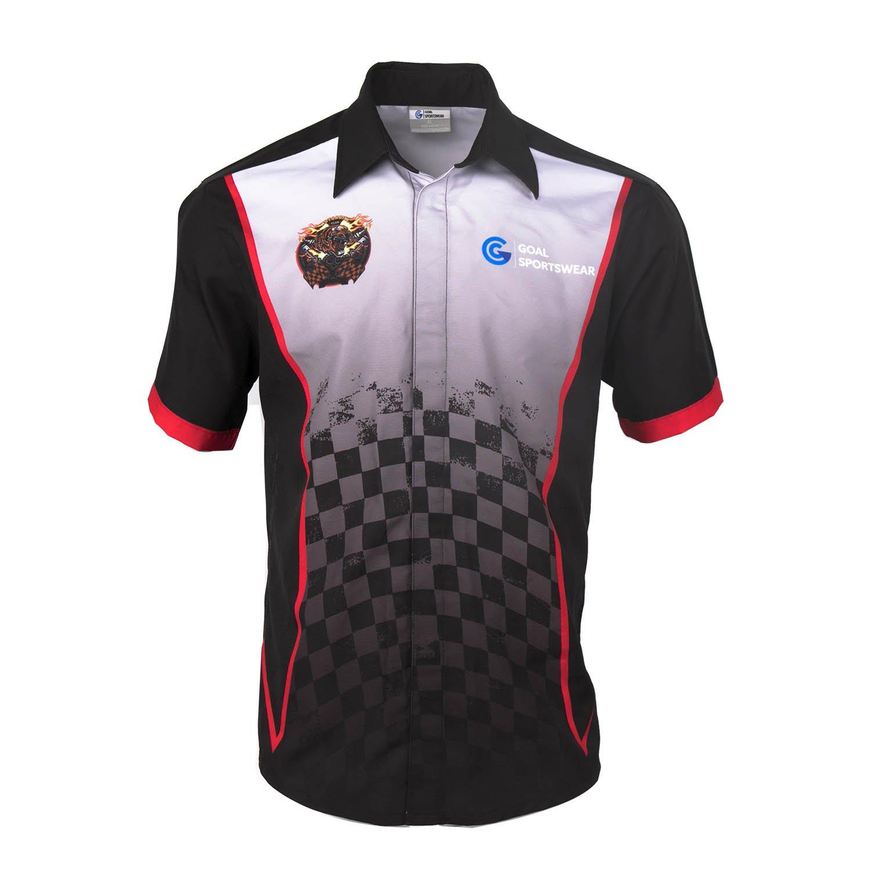 sublimated pit crew shirts