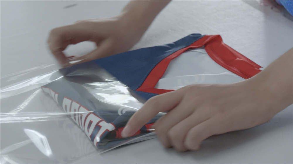 basketball jersey packaging