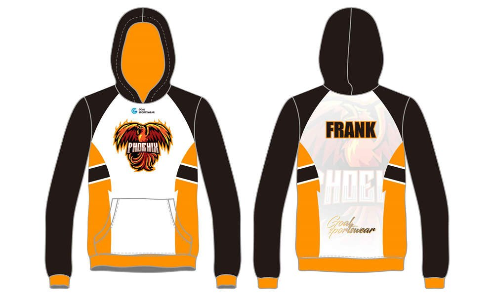 Custom new design Esports hoodie with pouch hoodies