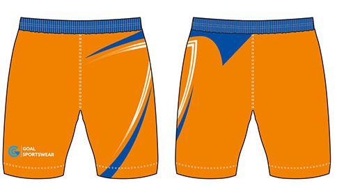 Sublimated soccer shorts