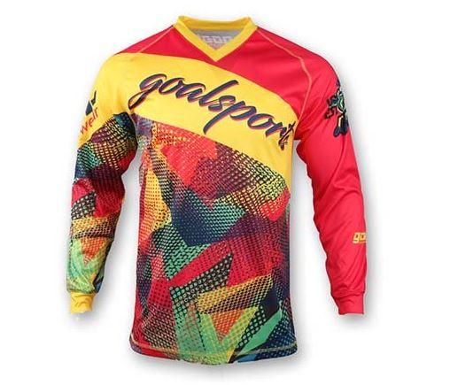 Motocross V neck jersey