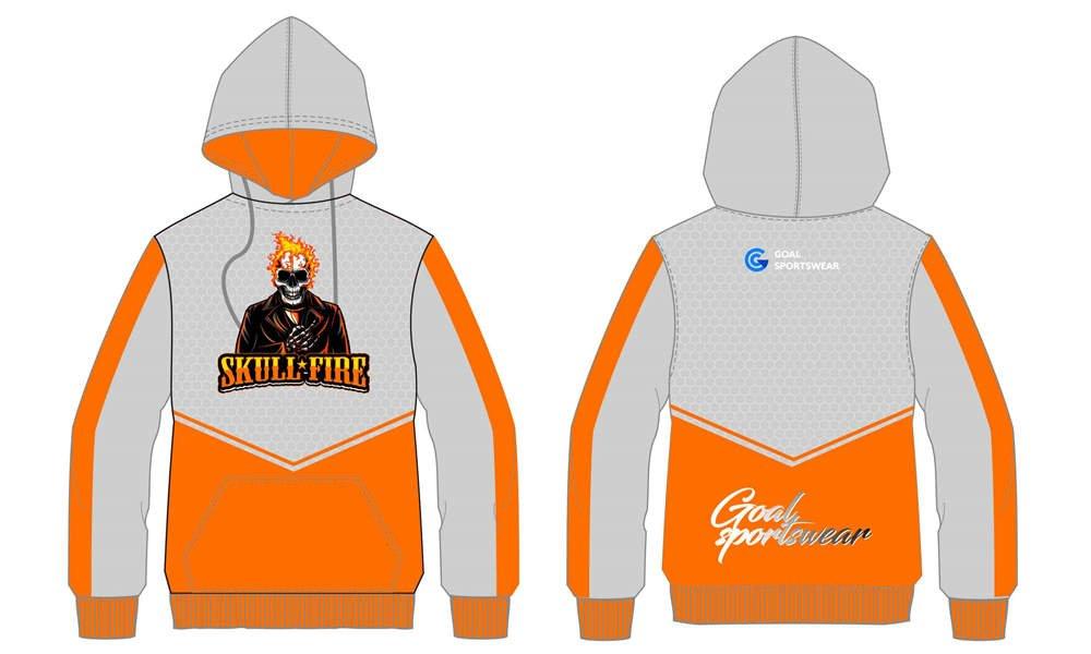 Sublimated professional team custom Esports hoodie