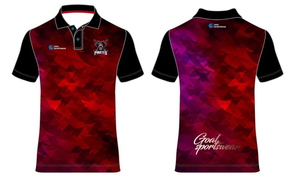 wholesale Custom made team Esports polo Jerseys