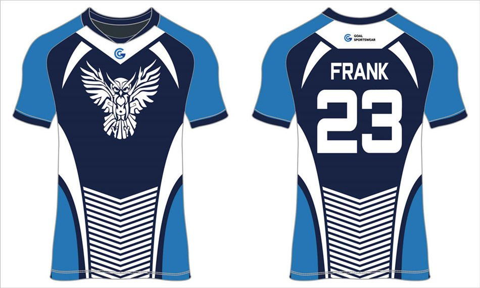 100% Polyester breathable custom design sublimated soccer jerseys