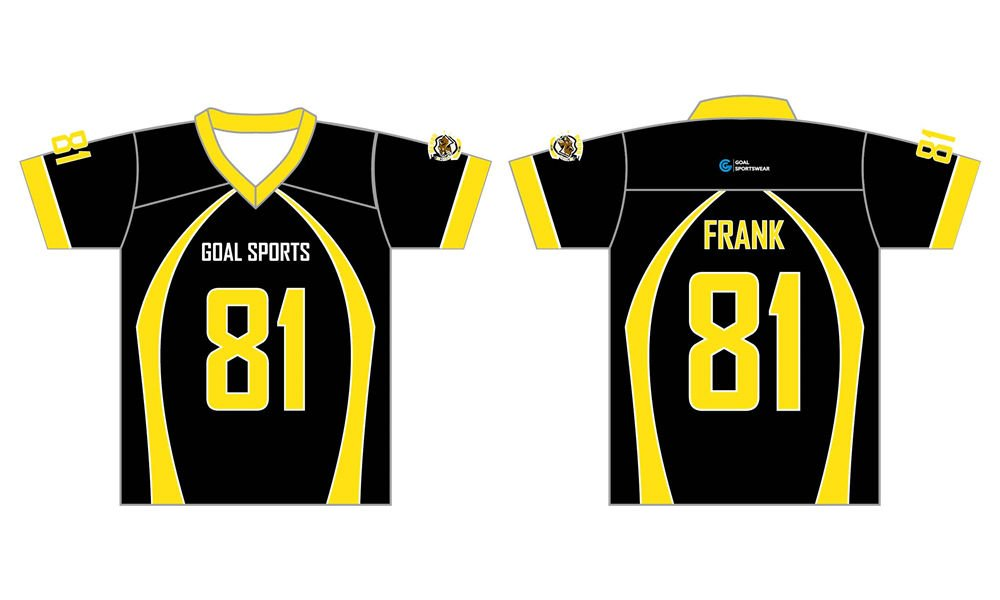 Custom design sublimated youth lacrosse reversible jerseys