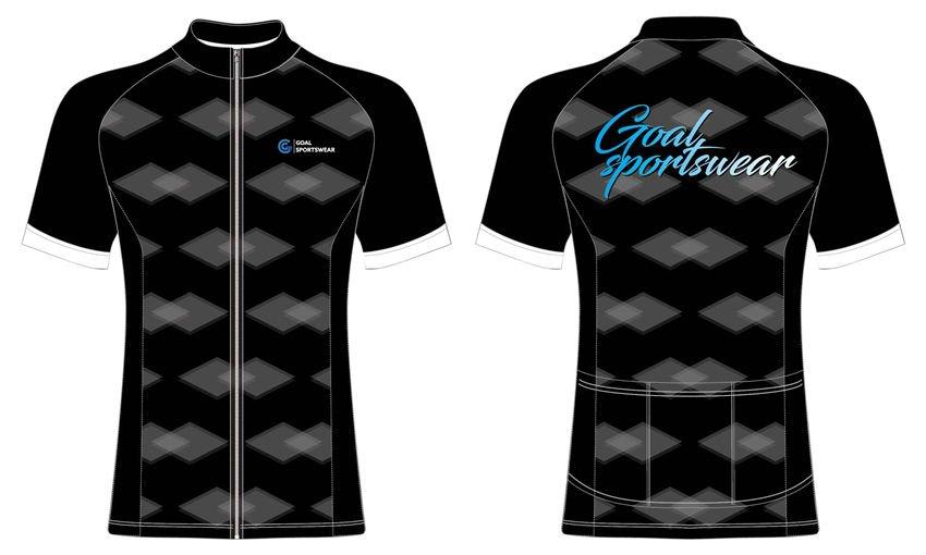 Custom made sublimation printing mens pro cycling jerseys