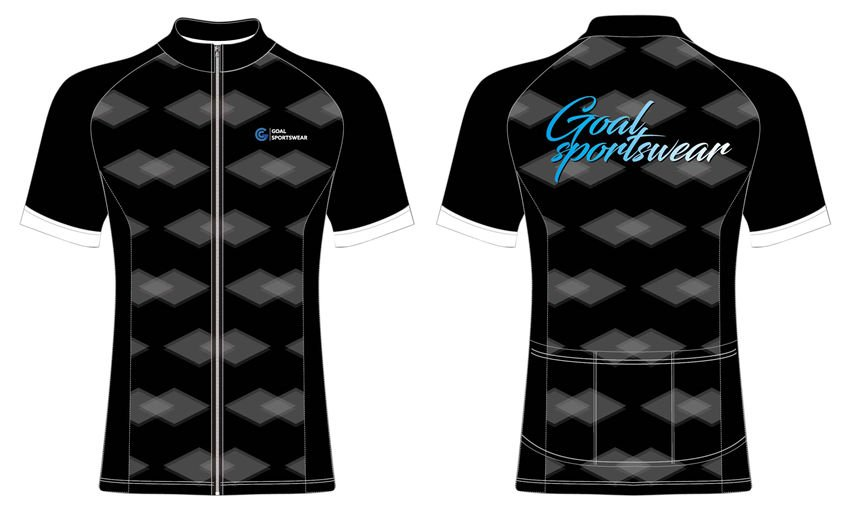 Custom made sublimation printing mens pro cycling jerseys