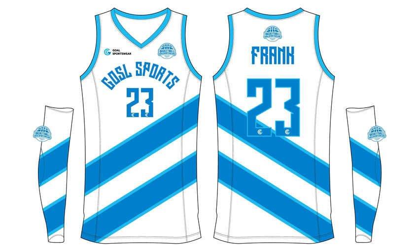 Custom wholesale sublimated printed V neck basketball jerseys