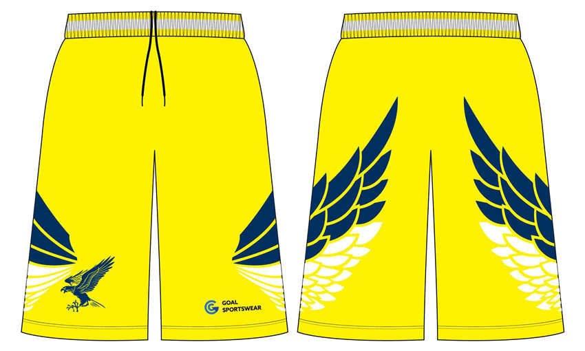 Custom wholesale sublimated printed basketball shorts