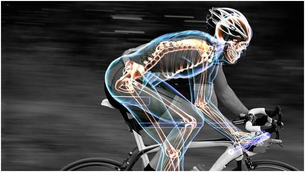 Fitting sublimated cycling jersey - Photo courtesy Training Peaks