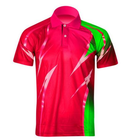 Men sublimated polo shirts