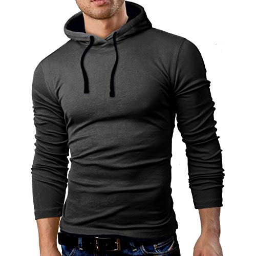 Slim fit hoodie