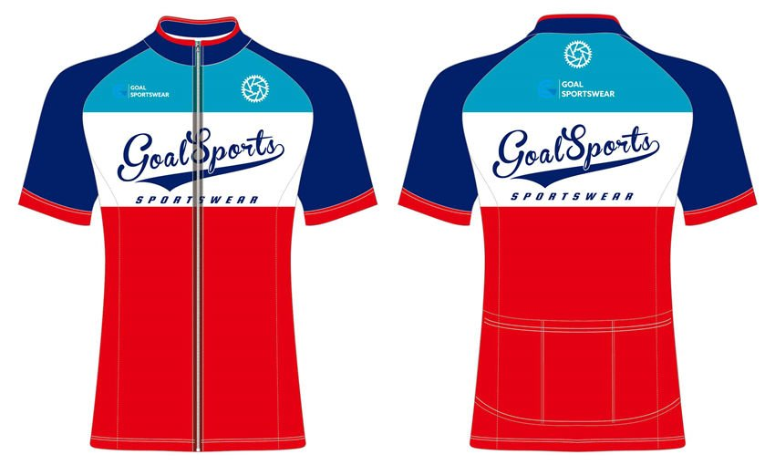 Full dye sublimation wholesale custom made cycling jerseys