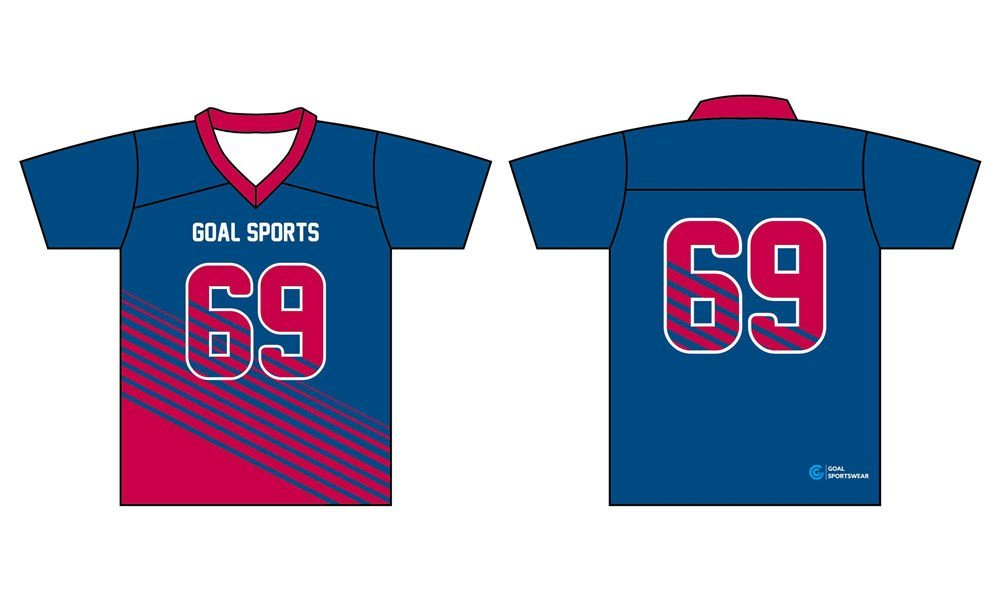 Full dye sublimation wholesale custom made reversible lacrosse jerseys