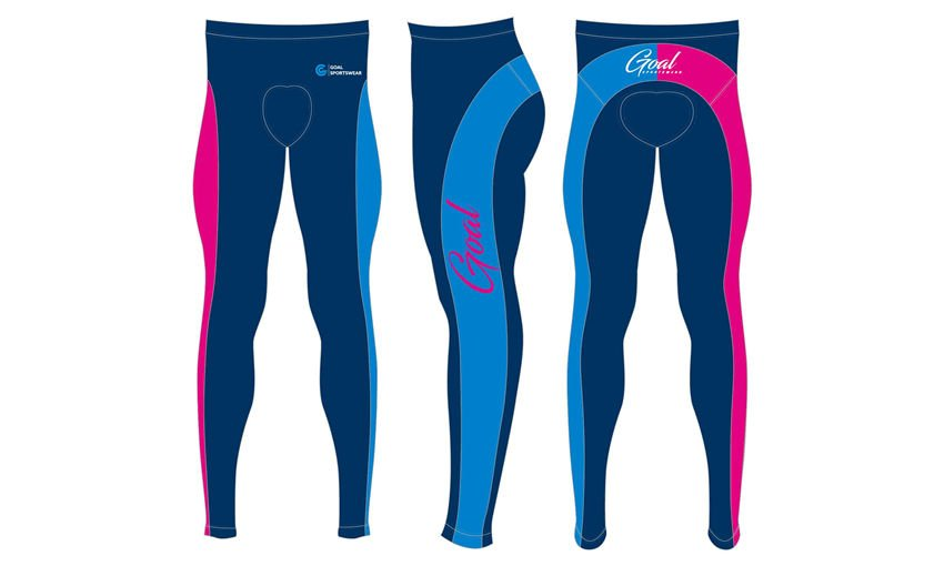 Wholesale poly spandex custom sublimated printed cycling pants