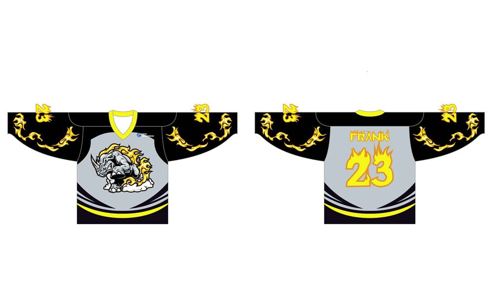wholesale high qualtiy mens custom made hockey jerseys