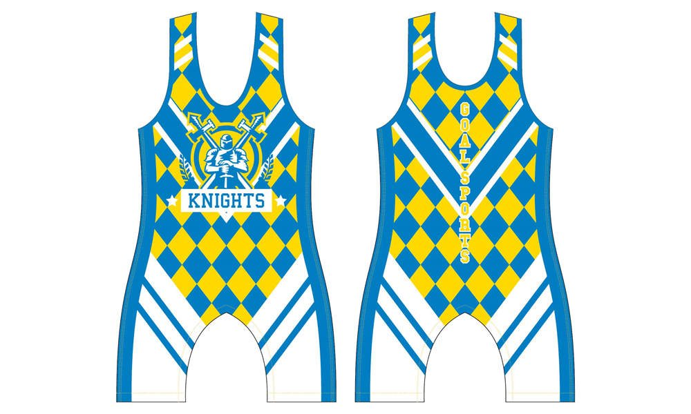 wholesale polyester spandex custom made sublimation wrestling singlets