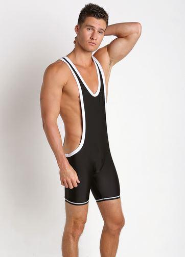 Custom wrestling uniform