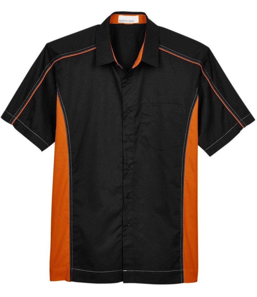 Blank bowling shirt