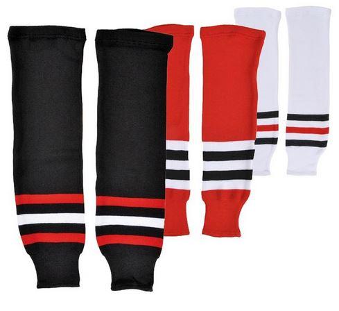 Custom hockey socks