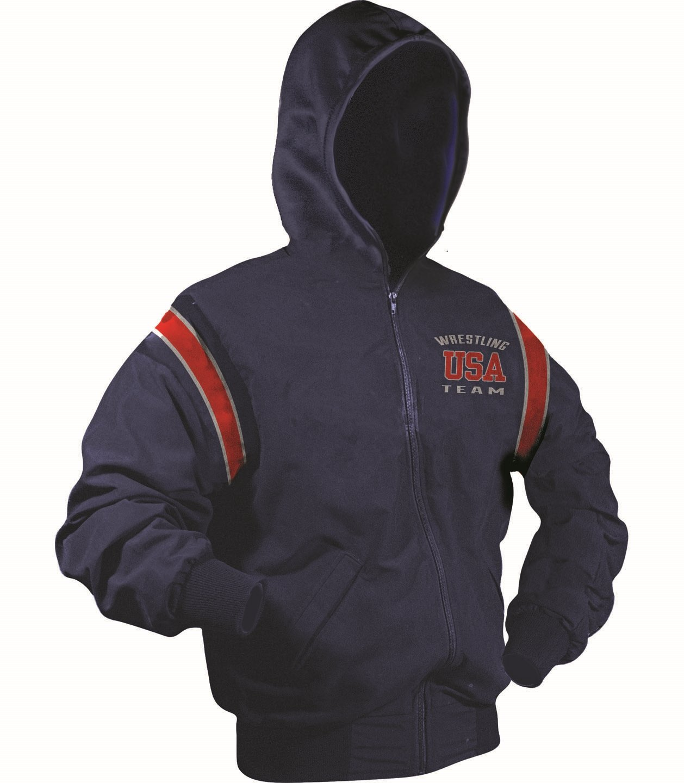 Custom wrestling jacket