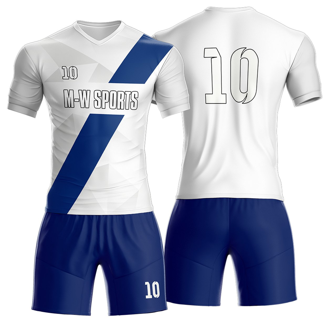 Custom soccer shirt