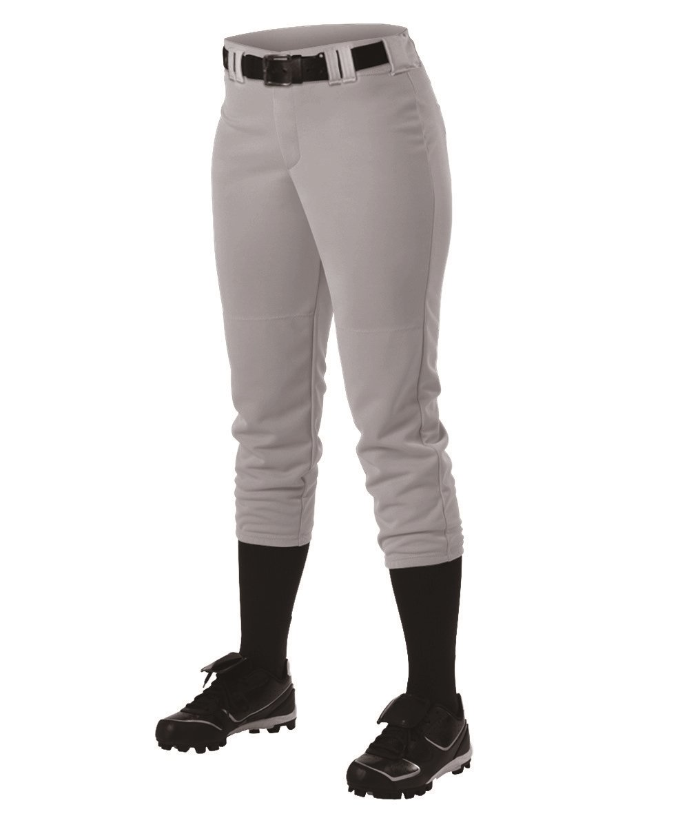 White softball pant