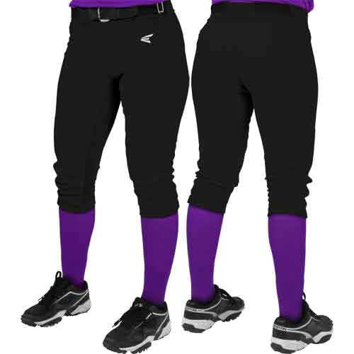 Black softball pants
