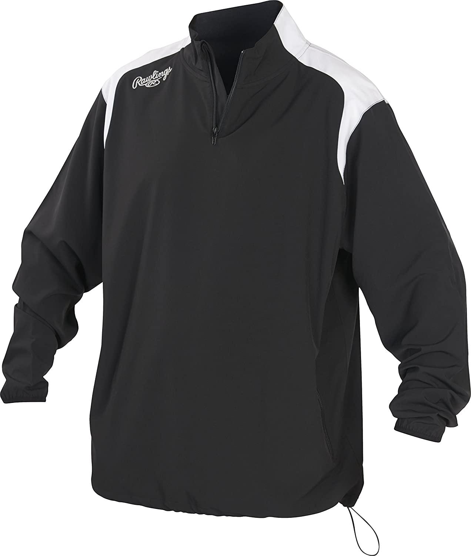 Longsleeve baseball training jacket
