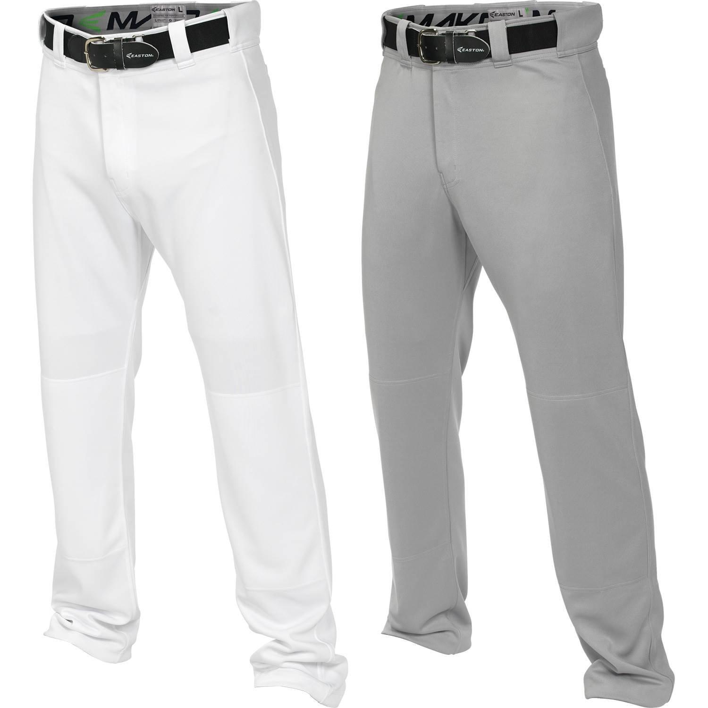 Solid sublimated baseball pant