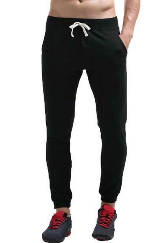 Soccer pant with draw string