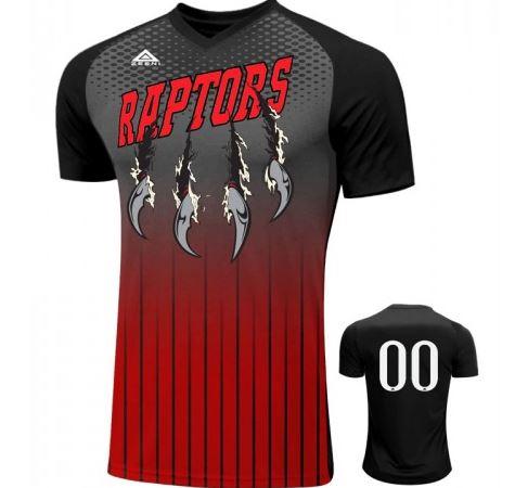 Sublimation printed softball shirt