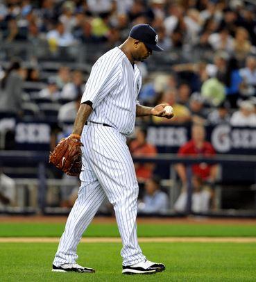 Long baseball pant
