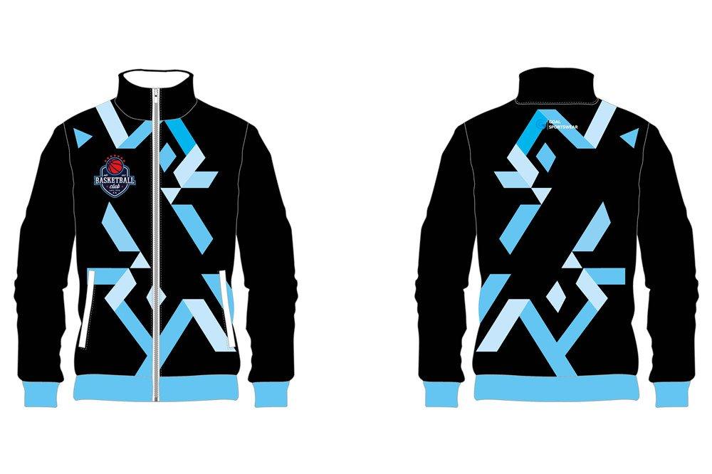 custom made basketball team jackets