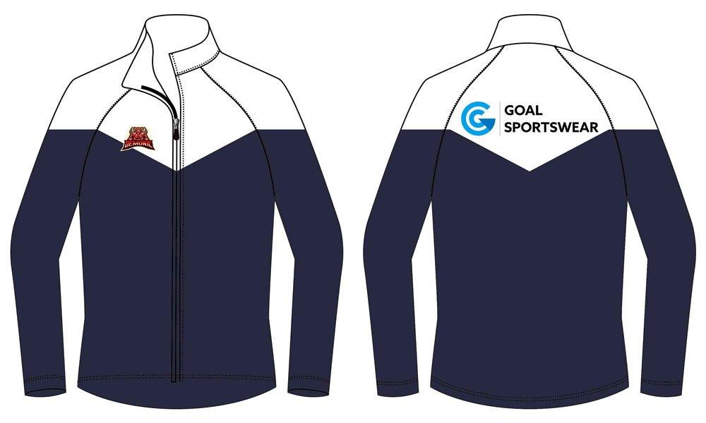 custom polyester baseball jackets