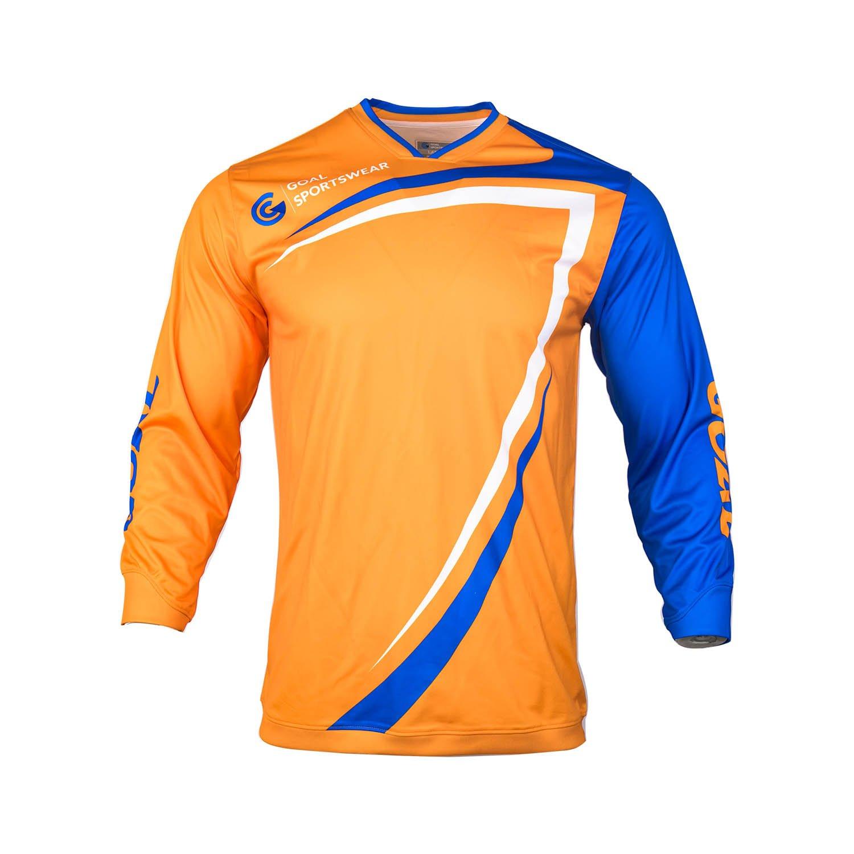 02 Sublimated Soccer Goalie Keep Jerseys