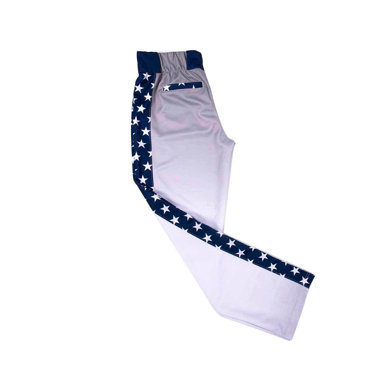 04 Sublimated Baseball Pants