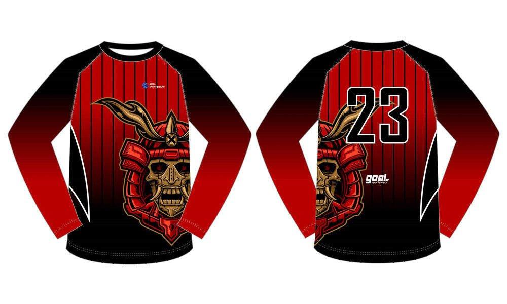 100% polyester sublimation custom printed basketball shooting shirts