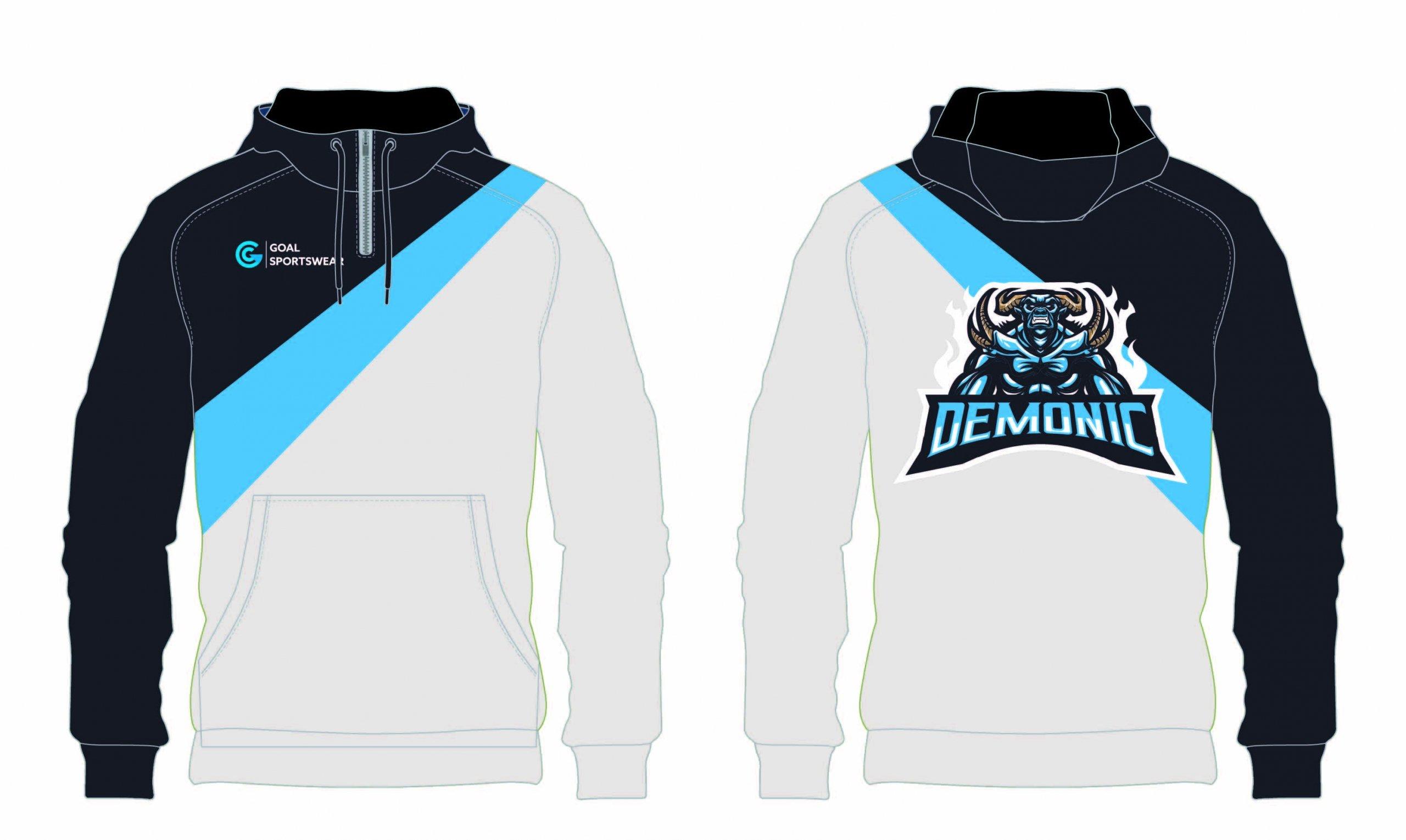 100% polyester sublimation mens custom wrestling hoodies