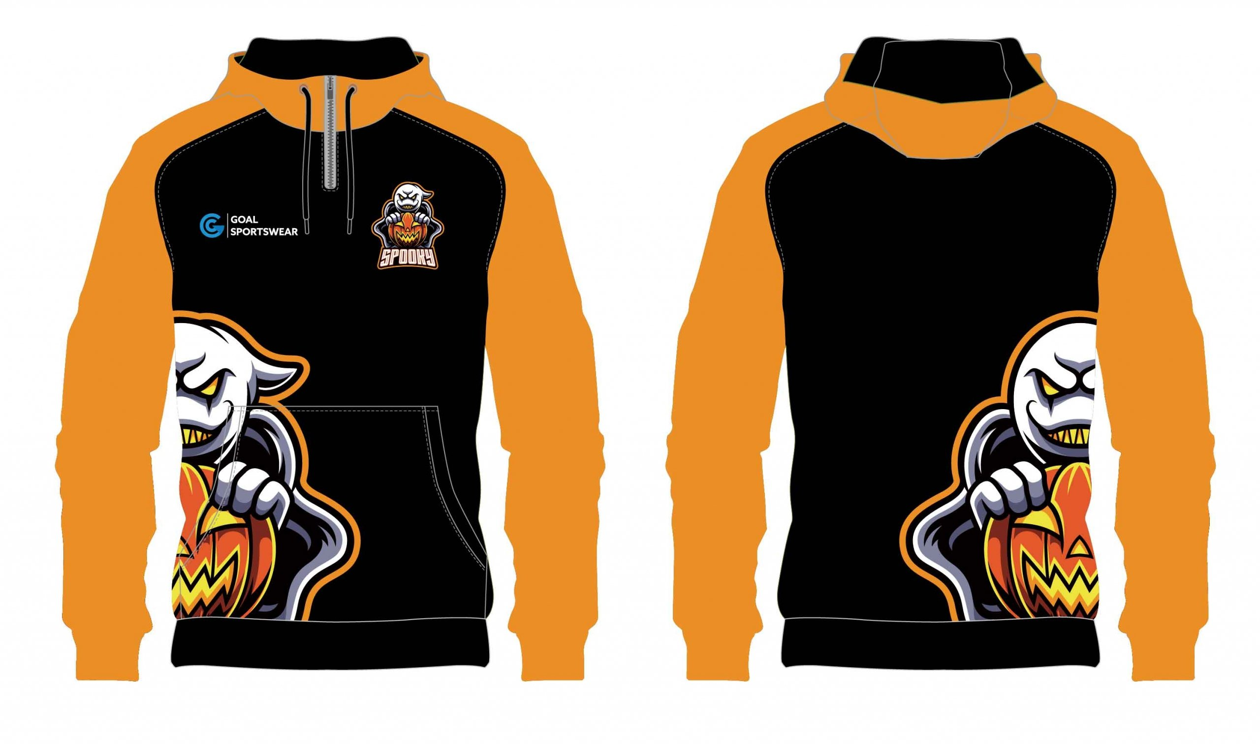 100% polyester sublimation printing custom youth team wrestling hoodies
