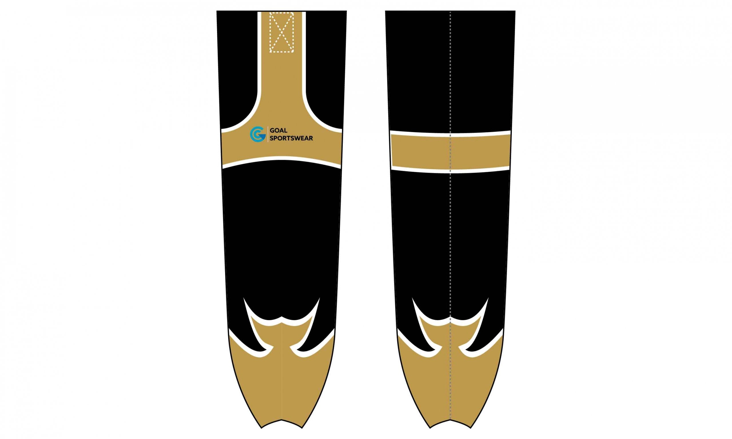 100%polyester custom design sublimated hockey socks