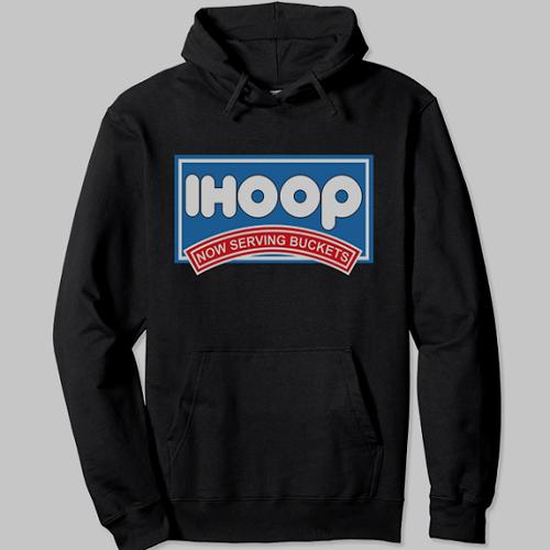Figure 3 Basketball hoodies