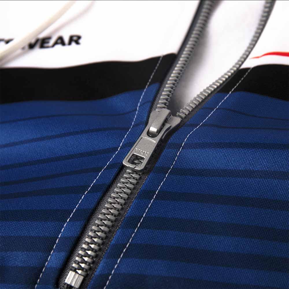 7-YKK zippers