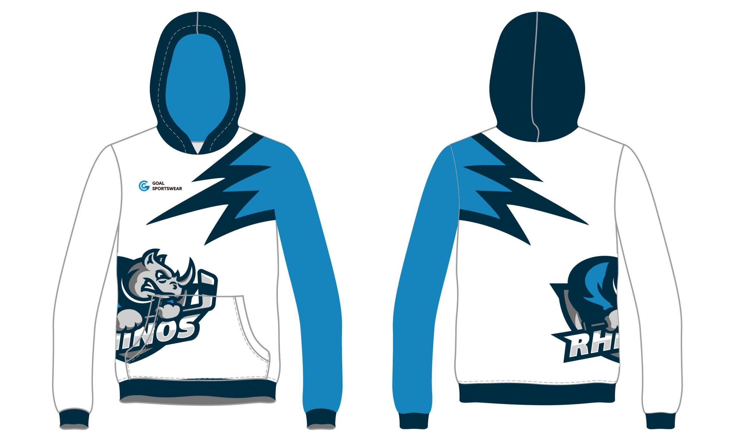 Custom wholesale sublimated printed wrestling hoodies