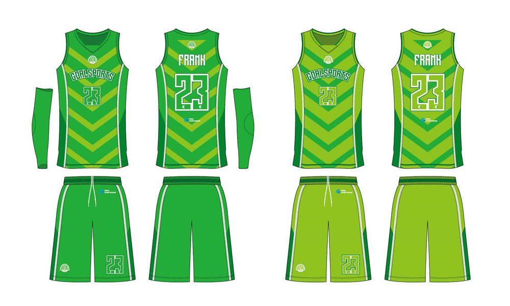 Dye sublimation printing custom design full polyester reversible basketball jerseys